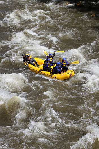 Sage Outdoor Rafting