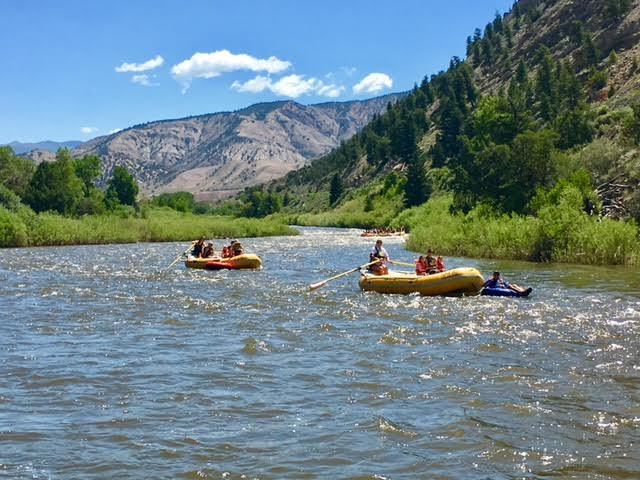 Rent Rafting Supplies at our Colorado River Outpost