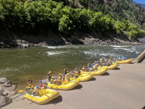 Rating river rapids takes experience