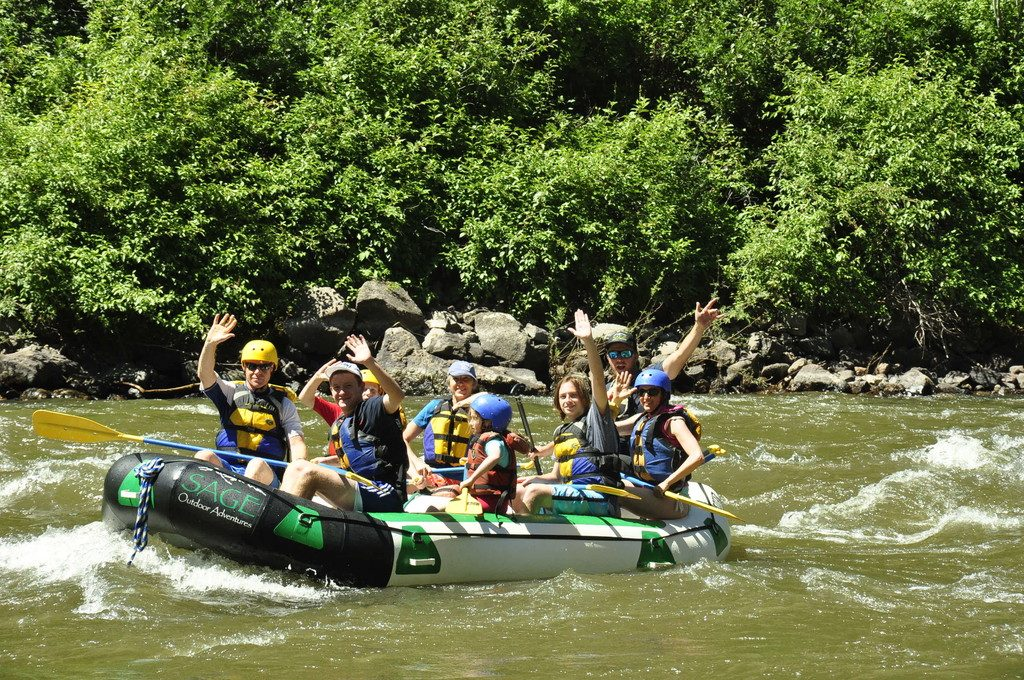 Adventure Whitewater Rafting in Colorado