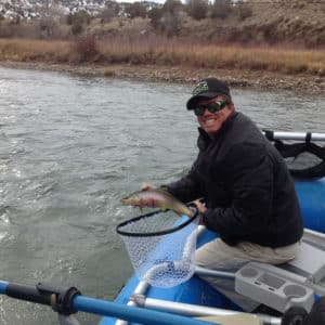 Guided fly fishing in Vail Colorado