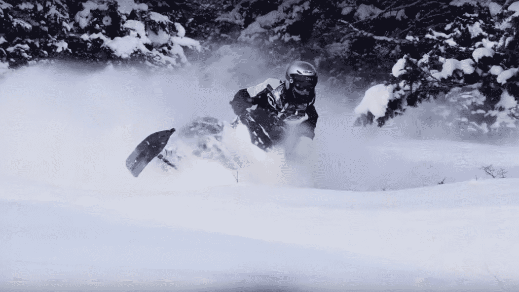 Holiday Snowmobile Tours in Vail Colorado