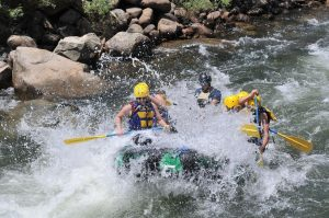 Colorado Rafting trip