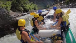 Glenwood Canyon Rafting