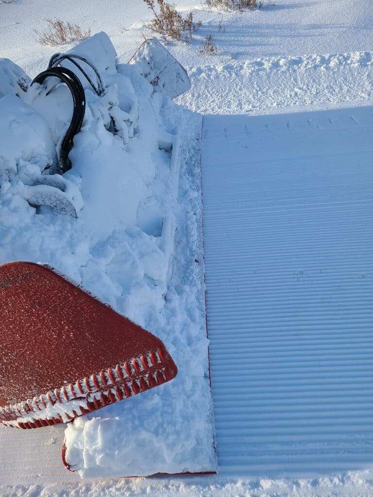 Grooming Snowmobile Trails for Pristine Driving